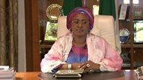 Cikakkiya hirar BBC  da Aisha Buhari