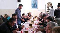 عزاداری عاشورا در میان علویان، بزرگترین اقلیت مذهبی ترکیه