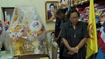 Thailand royal memorabilia snapped up