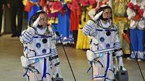 Çin'in 'en uzun uzay görevi'