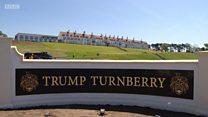 '£150m invested' in Trump golf resort