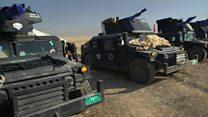 В Ираке началась битва за Мосул