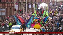 Manchester parade for Olympic and Paralympic stars