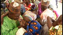 ボコ・ハラム拉致の少女たちが家族と再会