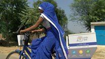 Bringing internet to rural India