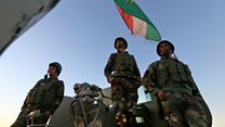 Can Kurdish fighters defeat 'Islamic State'?
