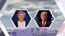 What do Germans make of US candidates?