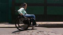 Surviving Mexico City in a wheelchair