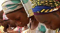बोको हराम से बच निकलीं बीस लड़कियां