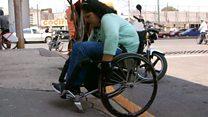 Mexique : le calvaire des handicapés