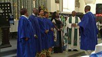 Wakristo waadhimisha miaka 40 ya ibada za Kiswahili