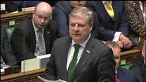 PM asked about UK links to Yemen air strikes
