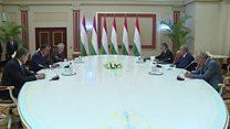 روابط تاجیکستان و ازبکستان در دوران حکمرانی کریمف
