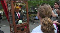 نیویورکیها در مورد دو کاندیدای ریاست جمهوری چه فکر میکنند؟