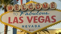Лас-Вегас готовится к последним дебатам Трампа и Клинтон