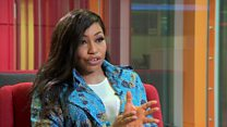 Nigerian actor: Soldiers are human too