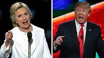 Trump - Clinton : avant le débat final