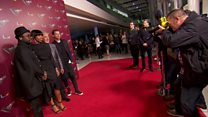 Highlights from The Voice red carpet