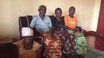 Wazee wanyooshewa mkono baada ya mauaji ya kimbari Rwanda