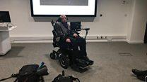 Stephen Hawking warns of dangerous AI