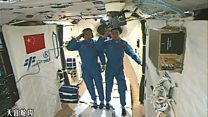 بزرگترین ماموریت فضایی چین و تربیت نسل آینده فضانوردان