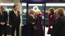 Swindon honours Sir Daniel Gooch