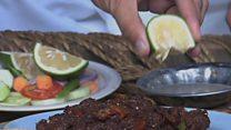 पेशावर के चपली कबाब