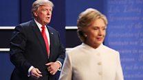 Clinton - Trump: l'ultime débat