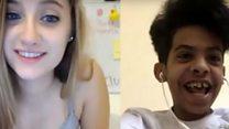 Арабского подростка арестовали за флирт в интернете