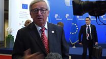 Juncker to BBC: Are you the British PM?