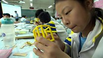 Çin'in 'uzay okulu'