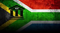 Why is South Africa leaving the ICC?