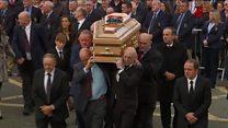 Munster legend Foley laid to rest