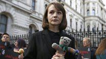 Carey Mulligan calls for help in Aleppo