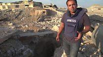 تونل های مورد استفاده داعش در حوالی موصل چگونه اند؟