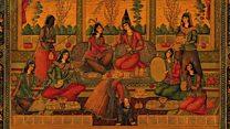 نمایشگاه عشق و ازدواج ایرانی در موزه بریتانیا