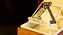 The story behind £85k Titanic locker key