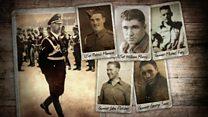 'My grandad captured Heinrich Himmler'