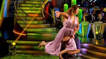 Ed Balls's 'dodgy' Strictly lift