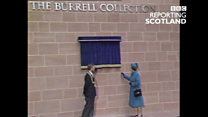 Burrell Collection closes for revamp