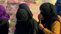 Mosul döyüşü: İD silahlılarından qaçan insanların düşərgəsindən