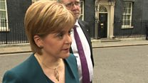 FM 'deeply frustrated' by Brexit meeting