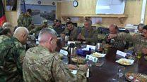 فرمانده ناتو می گوید می خواستند مقر رهبری شان را به خاک افغانستان منتقل کنند
