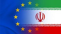 ایران به اروپا: حقوق بشر برخی مسئولان نظام پایمال شده، مذاکره کنیم