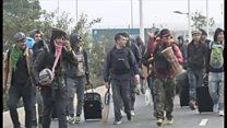 カレー「ジャングル」退去する移民たち 複雑な心情