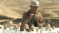 کشف شهری دوهزار ساله در جنوب تاجیکستان