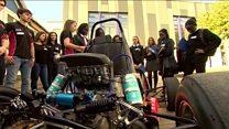Encouraging more women into engineering