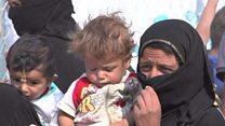 بي بي سي تنقل شهادات الفارين من الموصل