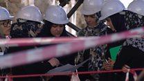نقش زنان  در بازسازی خرابی جنگ های داخلی افغانستان