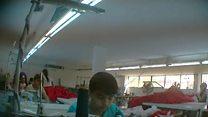 பிரிட்டன் பெருநிறுவன ஆடை தயாரிப்பில் சிரிய அகதிச்சிறார்கள்